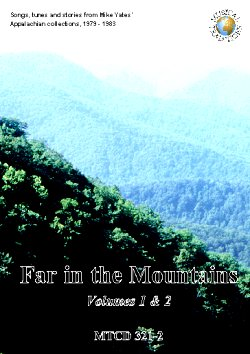 Cover picture of a view from the Blue Ridge Parkway, south-west Virginia.