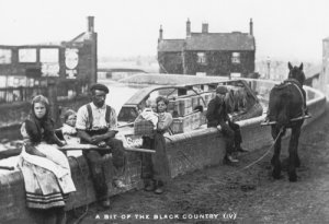 'A Bit of the Black Country' - from Roy Palmer's postcard collection.