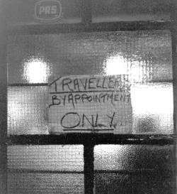 Sign in Bethnal Green pub, mid-90s.
